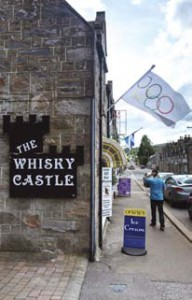 The Whiskey Castle