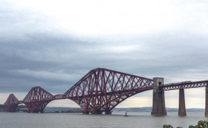 River Forth, on the outskirts of Edinburgh