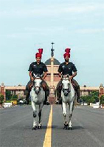 Rashtrapati-Bhawan-Guards